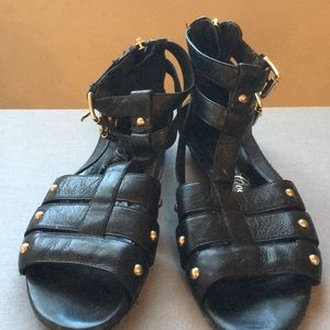 Juicy Couture Gladiator Sandals